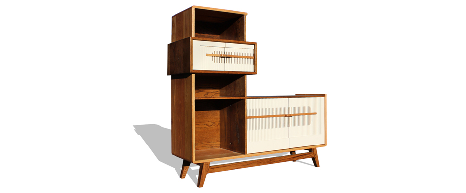 1106 Stereo Cabinet