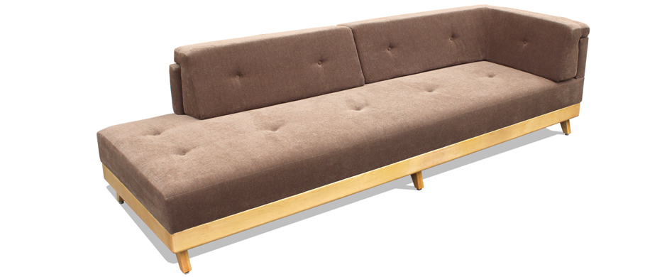 1112 platform daybed south of urban modern sustainable